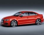 2018 Audi RS3 Sedan (Color: Catalunya Red) Front Three-Quarter Wallpapers 150x120 (10)