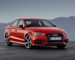 2018 Audi RS3 Sedan (Color: Catalunya Red) Front Three-Quarter Wallpapers 150x120 (6)