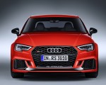 2018 Audi RS3 Sedan (Color: Catalunya Red) Front Wallpapers 150x120 (12)