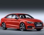 2018 Audi RS3 Sedan (Color: Catalunya Red) Front Wallpapers 150x120 (11)