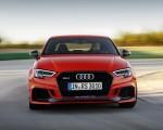 2018 Audi RS3 Sedan (Color: Catalunya Red) Front Wallpapers 150x120 (2)