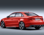 2018 Audi RS3 Sedan (Color: Catalunya Red) Rear Three-Quarter Wallpapers 150x120 (13)