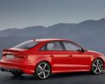 2018 Audi RS3 Sedan (Color: Catalunya Red) Rear Three-Quarter Wallpapers 150x120 (8)