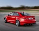 2018 Audi RS3 Sedan (Color: Catalunya Red) Rear Three-Quarter Wallpapers 150x120 (4)