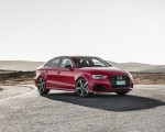 2018 Audi RS3 Sedan (Color: Misano Red) Front Three-Quarter Wallpapers 150x120 (46)