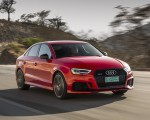 2018 Audi RS3 Sedan (Color: Misano Red) Front Three-Quarter Wallpapers 150x120 (43)
