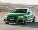2018 Audi RS3 Sedan (Color: Viper Green) Front Three-Quarter Wallpapers 150x120 (48)