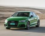 2018 Audi RS3 Sedan (Color: Viper Green) Front Three-Quarter Wallpapers 150x120 (49)
