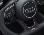 2018 Audi RS3 Sedan Interior Steering Wheel Wallpapers 150x120 (16)