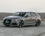 2018 Audi RS3 Sportback (Color: Nardo Grey) Front Three-Quarter Wallpaper 150x120 (44)