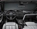 2018 BMW M4 Convertible Interior Cockpit Wallpapers 150x120 (17)