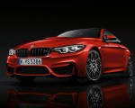 2018 BMW M4 Coupe Front Three-Quarter Wallpapers 150x120 (3)