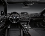 2018 BMW M4 Coupe Interior Cockpit Wallpapers 150x120 (14)