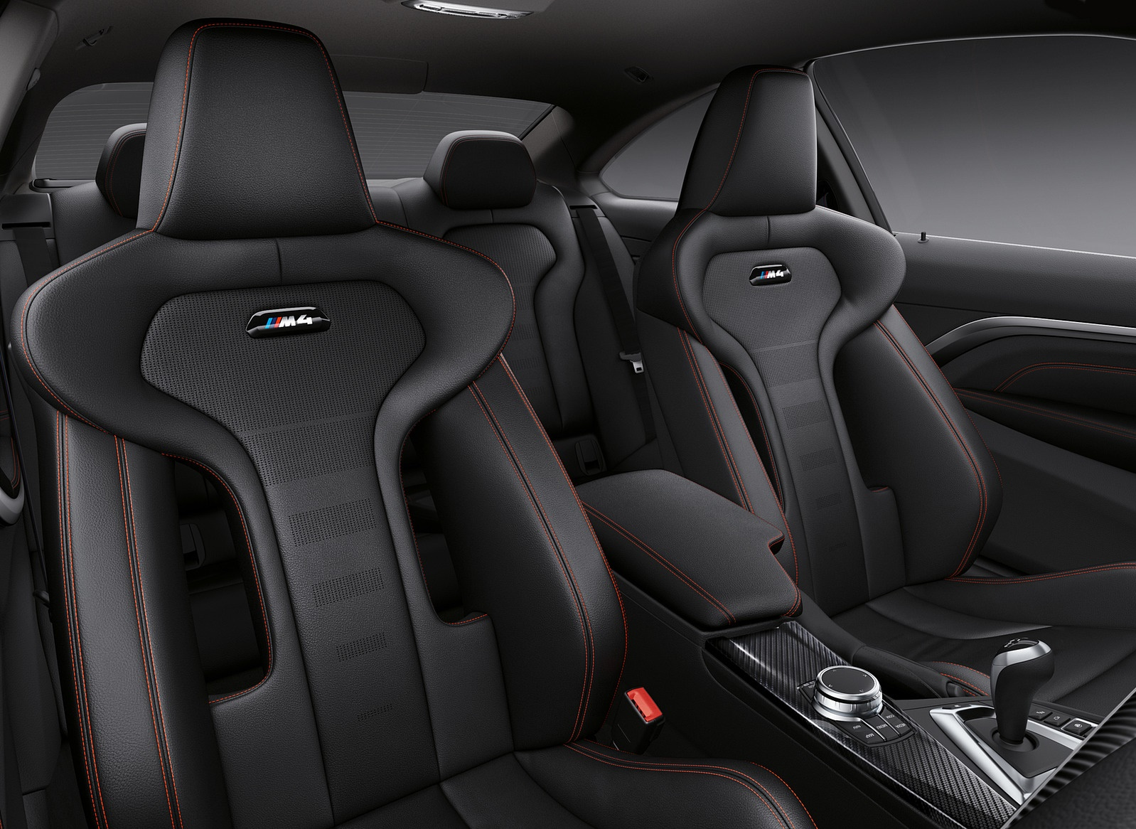 2018 BMW M4 Coupe Interior Seats Wallpapers (12)