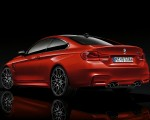 2018 BMW M4 Coupe Rear Three-Quarter Wallpapers 150x120 (4)