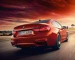 2018 BMW M4 Coupe Rear Wallpapers 150x120 (2)