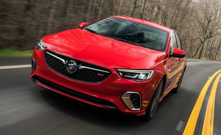 2018 Buick Regal GS Wallpapers & HD Images