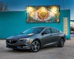 2018 Buick Regal Sportback Front Three-Quarter Wallpapers 150x120 (7)