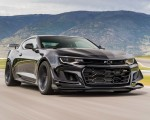 2018 Chevrolet Camaro ZL1 1LE Front Three-Quarter Wallpapers 150x120 (28)