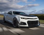 2018 Chevrolet Camaro ZL1 1LE Front Three-Quarter Wallpapers 150x120 (50)