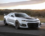 2018 Chevrolet Camaro ZL1 1LE Front Three-Quarter Wallpapers 150x120 (46)