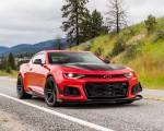 2018 Chevrolet Camaro ZL1 1LE Front Three-Quarter Wallpapers 150x120 (7)