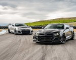 2018 Chevrolet Camaro ZL1 1LE Front Three-Quarter Wallpapers 150x120 (25)