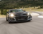 2018 Chevrolet Camaro ZL1 1LE Front Three-Quarter Wallpapers 150x120 (29)