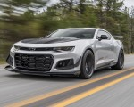 2018 Chevrolet Camaro ZL1 1LE Front Three-Quarter Wallpapers 150x120 (41)