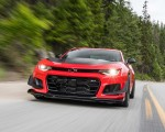 2018 Chevrolet Camaro ZL1 1LE Wallpapers HD