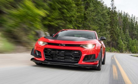 2018 Chevrolet Camaro ZL1 1LE Wallpapers