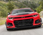 2018 Chevrolet Camaro ZL1 1LE Front Wallpapers 150x120 (2)