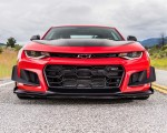 2018 Chevrolet Camaro ZL1 1LE Front Wallpapers 150x120 (6)
