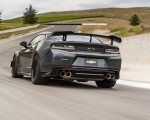 2018 Chevrolet Camaro ZL1 1LE Rear Three-Quarter Wallpapers 150x120 (32)