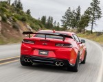 2018 Chevrolet Camaro ZL1 1LE Rear Wallpapers 150x120 (12)