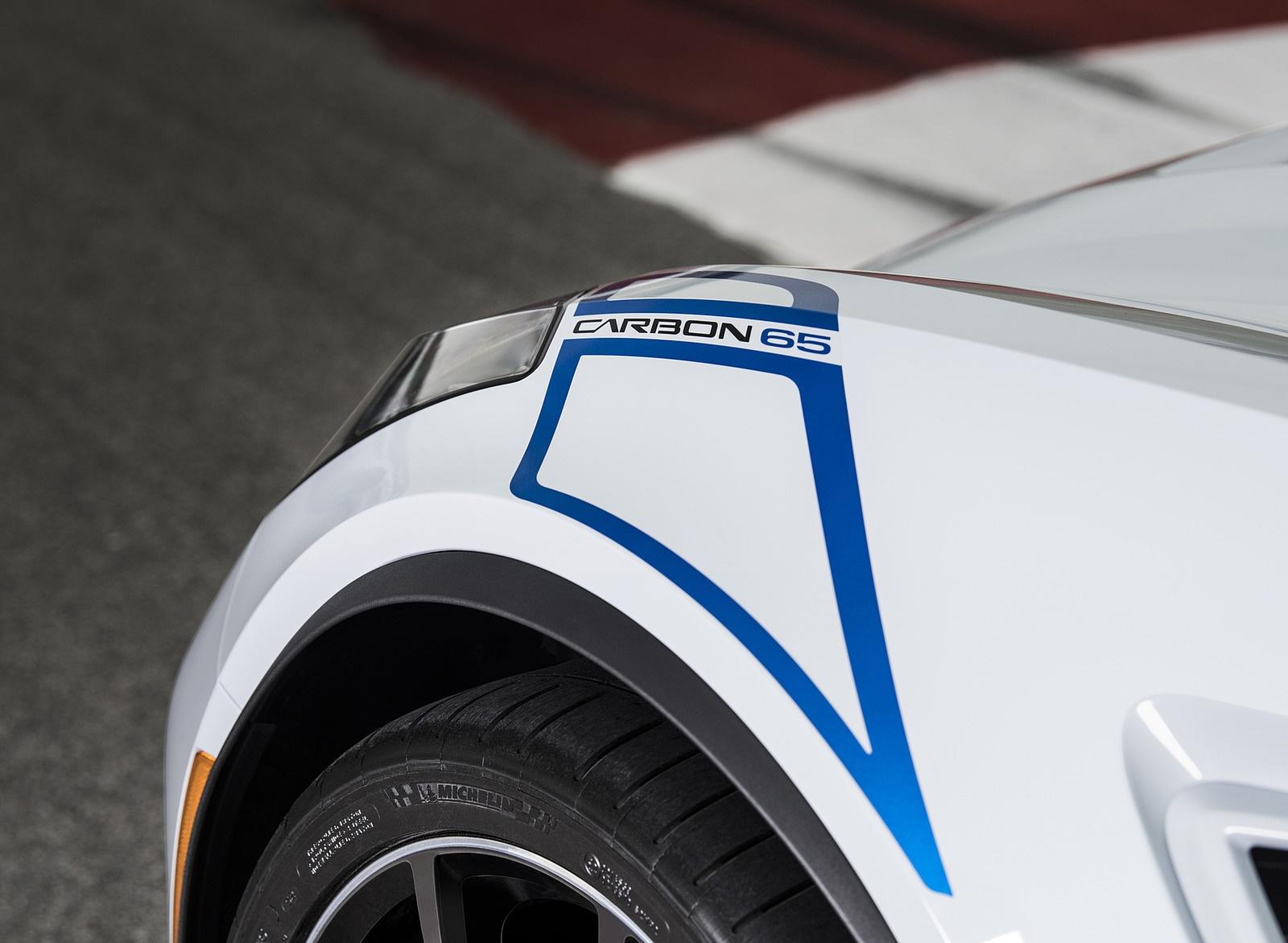 2018 Chevrolet Corvette Carbon 65 Edition Detail Wallpapers (5)