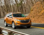 2018 Chevrolet Equinox 1.5T Premier Front Three-Quarter Wallpapers 150x120 (44)