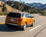 2018 Chevrolet Equinox 1.5T Premier Rear Three-Quarter Wallpaper 150x120 (48)