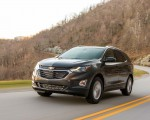 2018 Chevrolet Equinox Front Three-Quarter Wallpapers 150x120 (34)