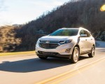 2018 Chevrolet Equinox Front Three-Quarter Wallpapers 150x120 (22)
