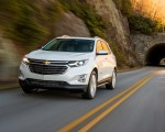 2018 Chevrolet Equinox Front Three-Quarter Wallpapers 150x120 (17)
