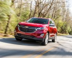 2018 Chevrolet Equinox Front Three-Quarter Wallpaper 150x120 (6)