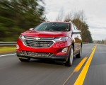 2018 Chevrolet Equinox Front Three-Quarter Wallpapers 150x120 (2)