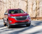 2018 Chevrolet Equinox Front Wallpapers 150x120 (4)