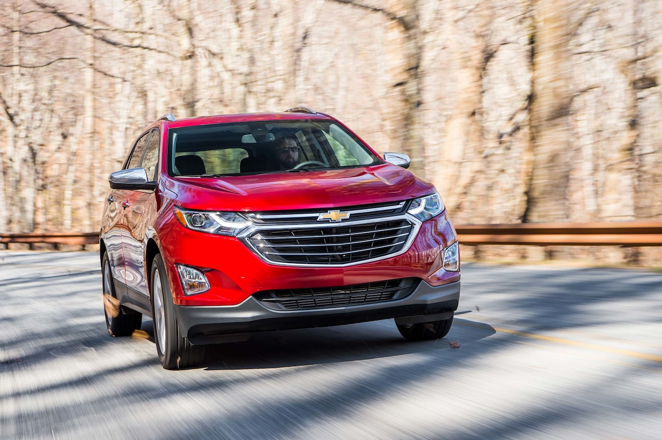 2018 Chevrolet Equinox Front Wallpapers (4)