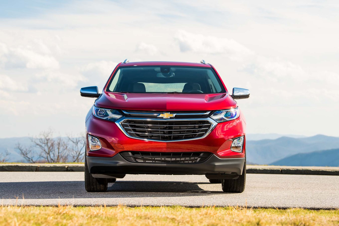 2018 Chevrolet Equinox Front Wallpapers (7)