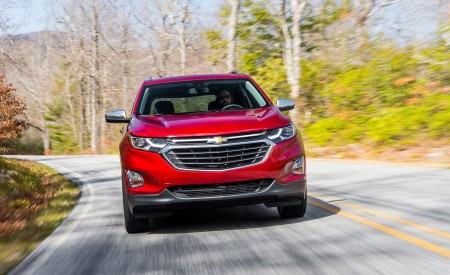 2018 Chevrolet Equinox Wallpapers HD