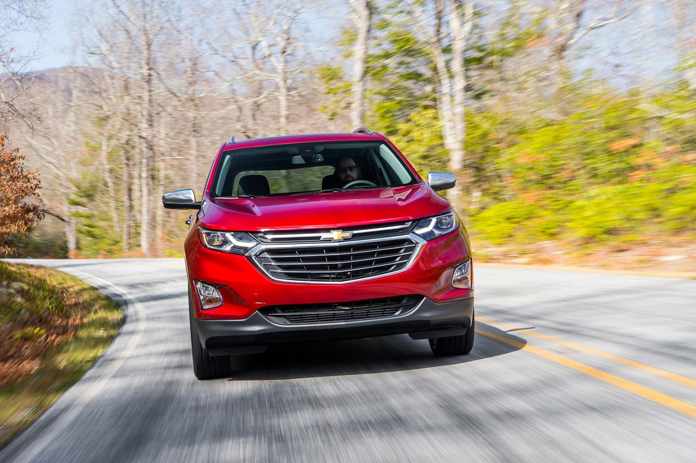 2018 Chevrolet Equinox Front Wallpaper (1)