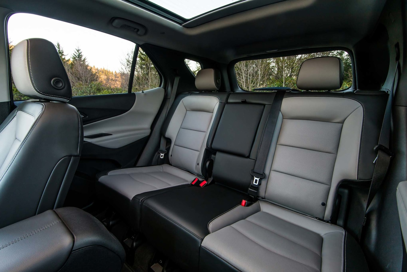 2018 Chevrolet Equinox Interior Seats Wallpaper