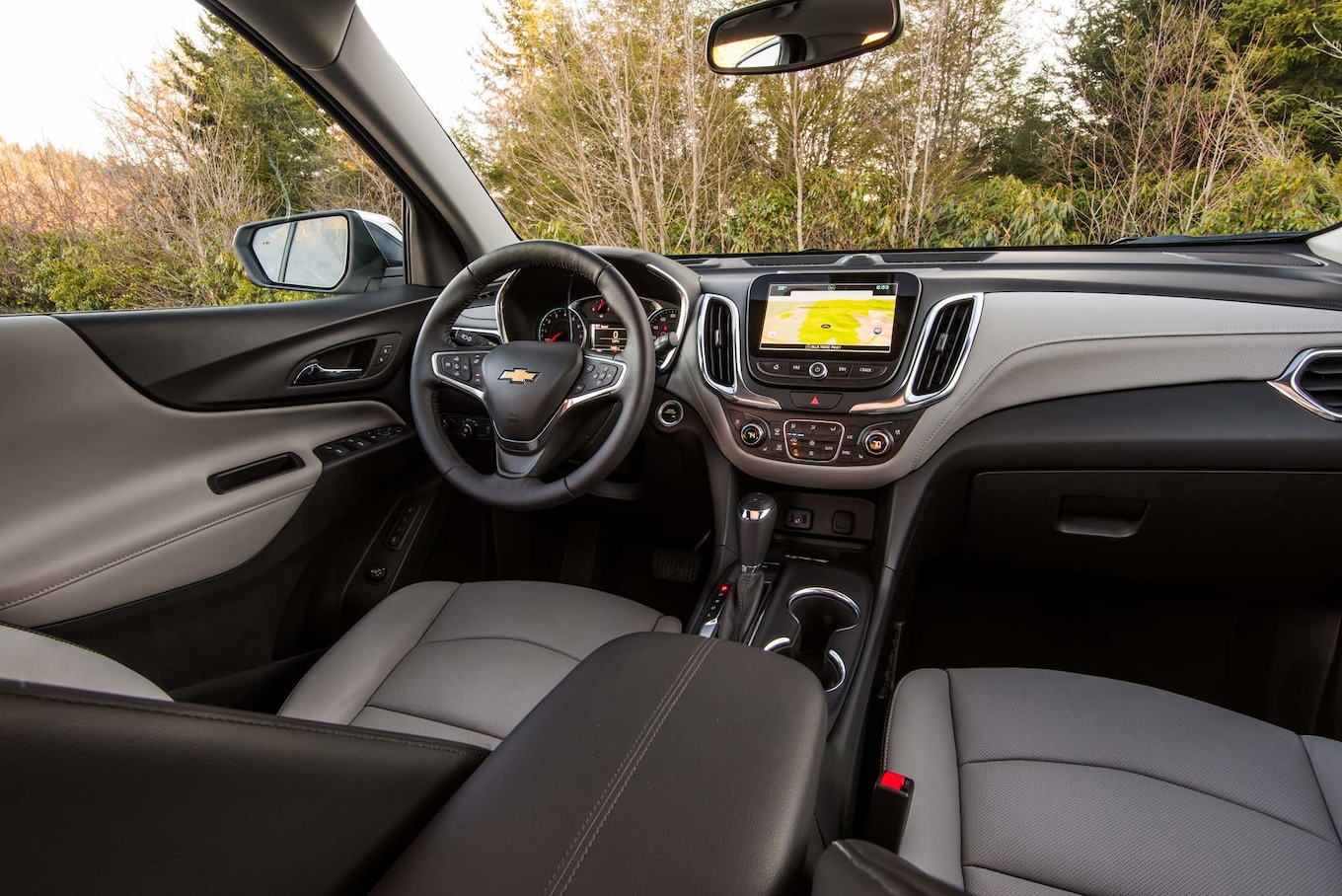 2018 Chevrolet Equinox Interior Wallpaper (14)